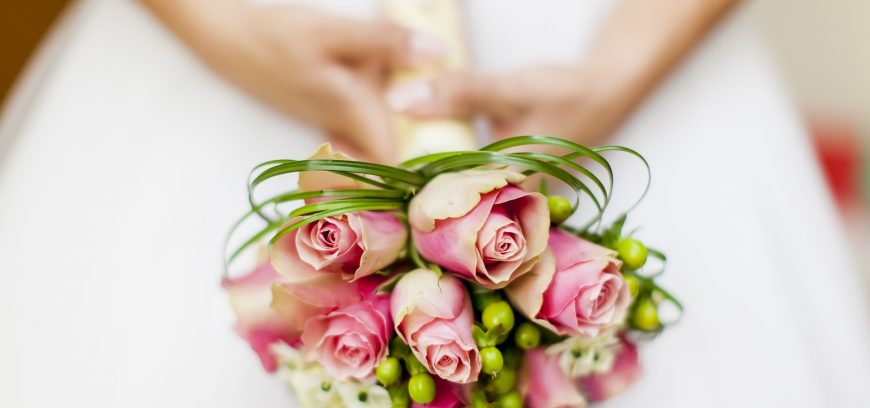 Какъв букет да изберете за вашия сватбен ден?